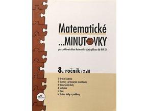 Matematické minutovky 8. ročník / 2. díl