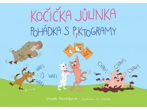 Kocicka Julinka přední obálka (1)