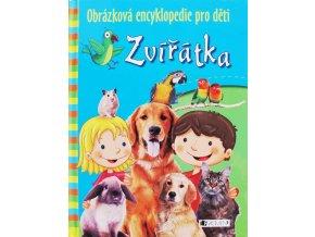 Obrázková encyklopedie pro děti – Zvířátka, Fragment