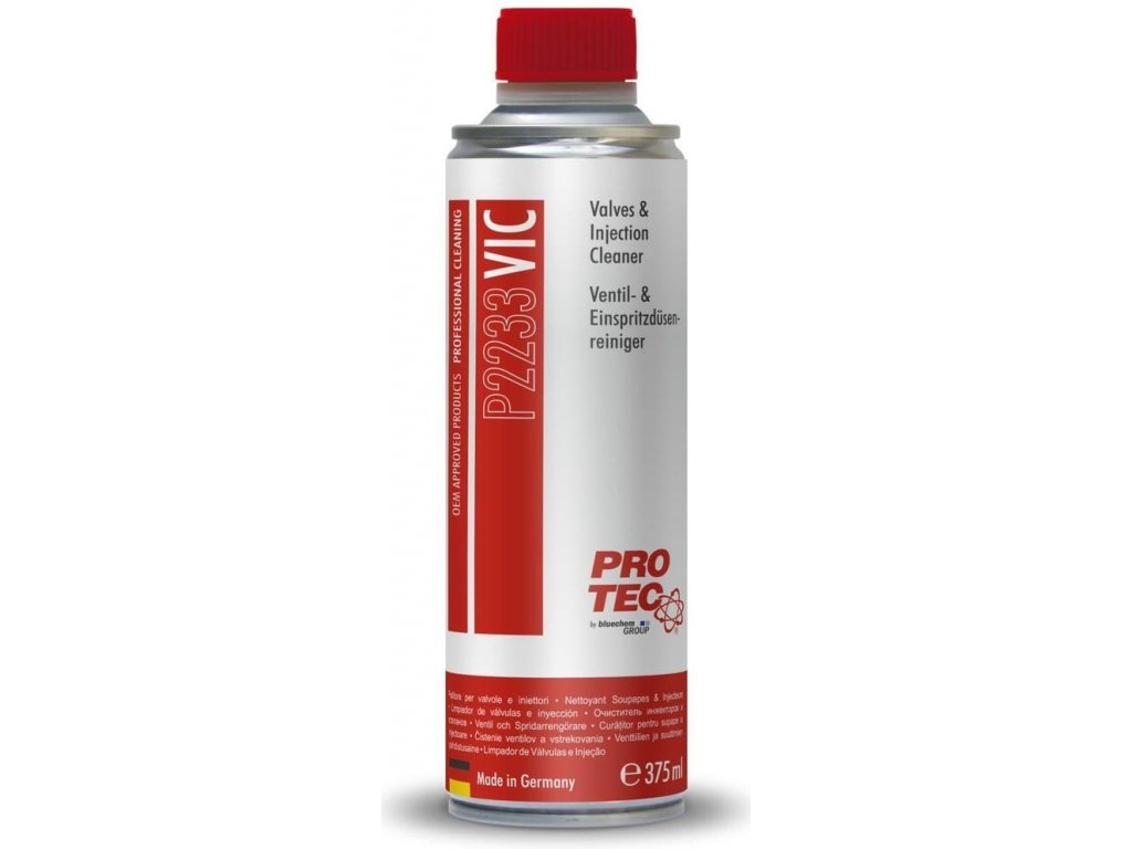 Pro Tec P2233 Valves and Injection Cleaner 375 ml