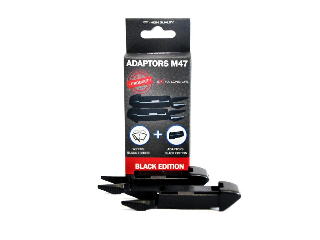 Adaptér M47 BLACK EDITION