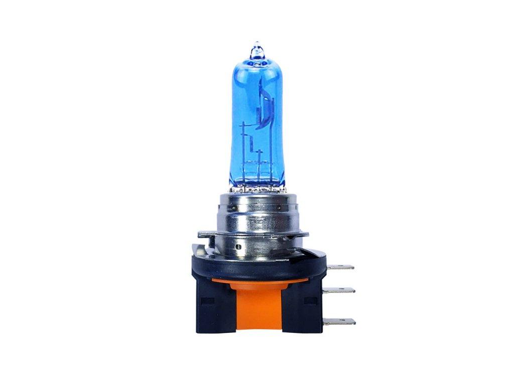 Halogénová žiarovka H15 12V 55W Super White