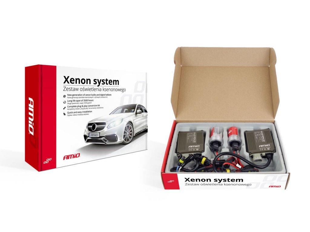 Prestavbová xenónová sada 1068 CANBUS D2S 4300K Premium