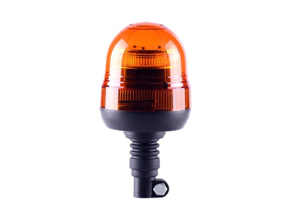 Výstražný LED maják WAR09P, ECE R10 R65 39LED 12/24V IP56