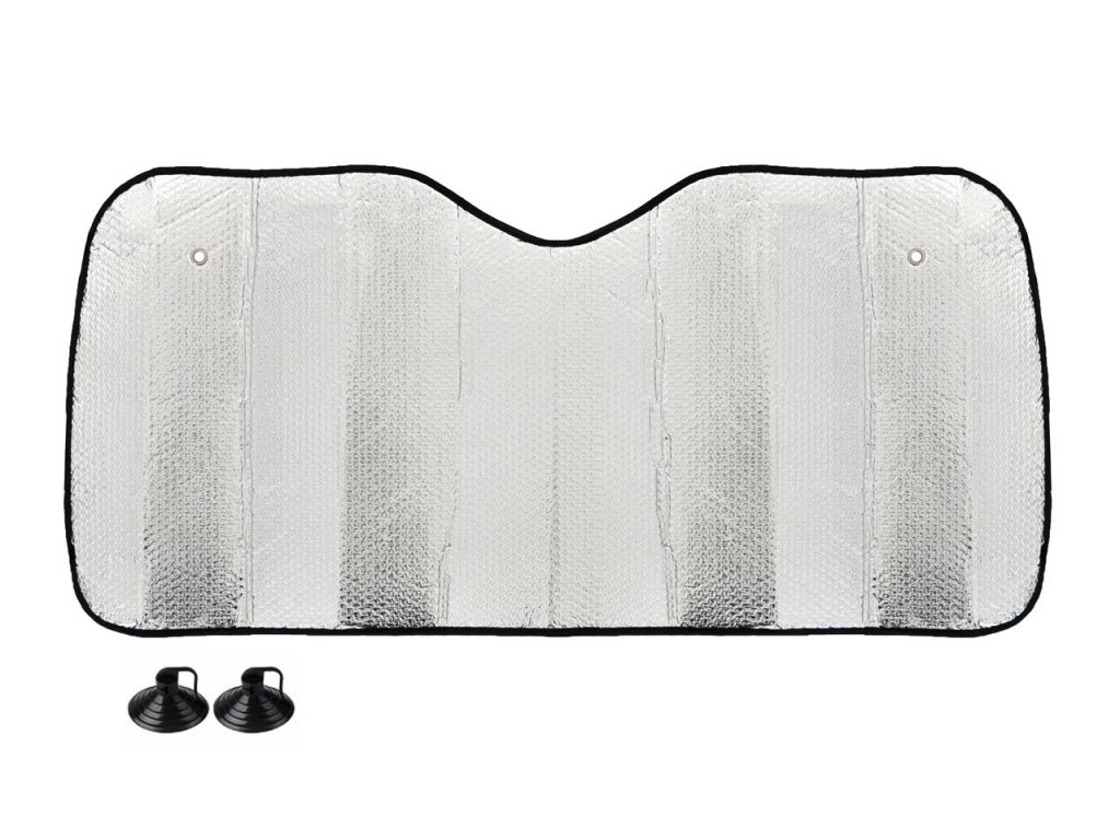 Clona slnečná strieborná - 145x70 cm