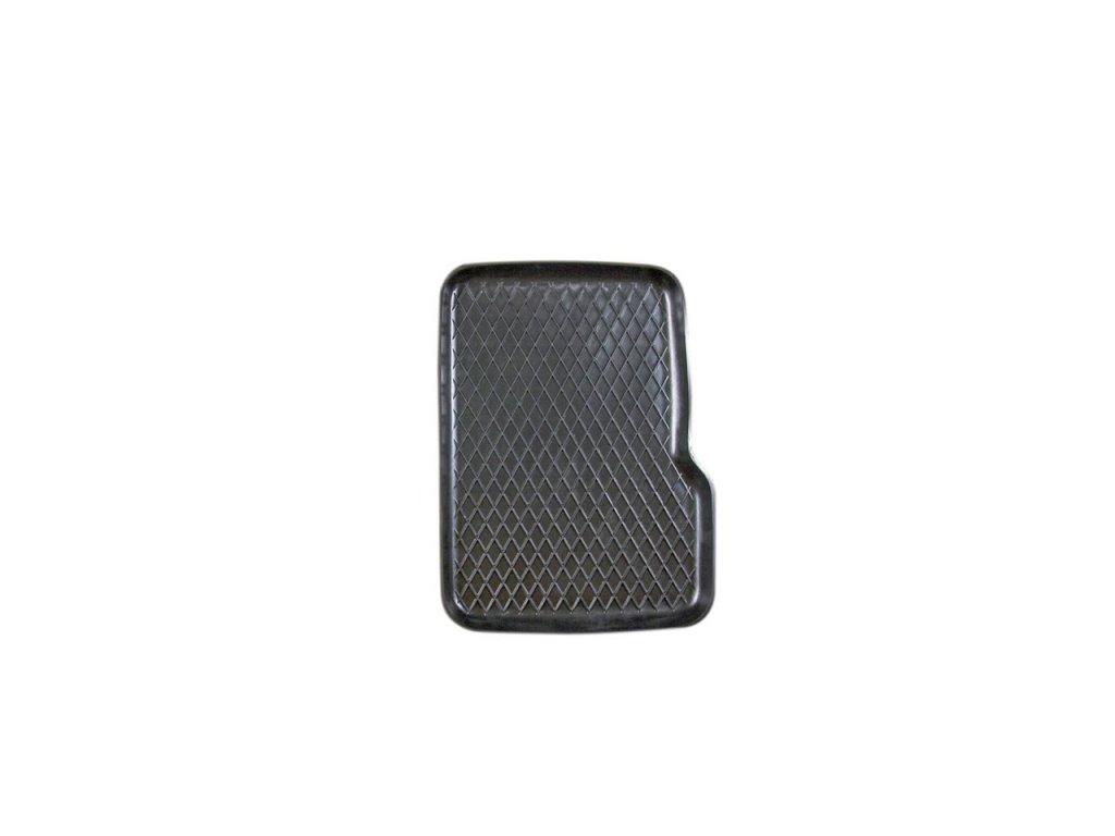 Gumová rohož MG Skoda zadná (model 8 - pravá)