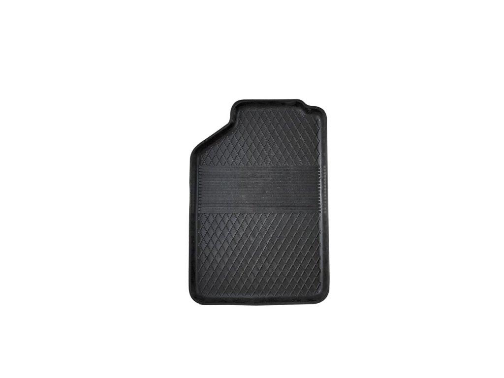 Gumová rohož MG Skoda predná (model I - ľavá)