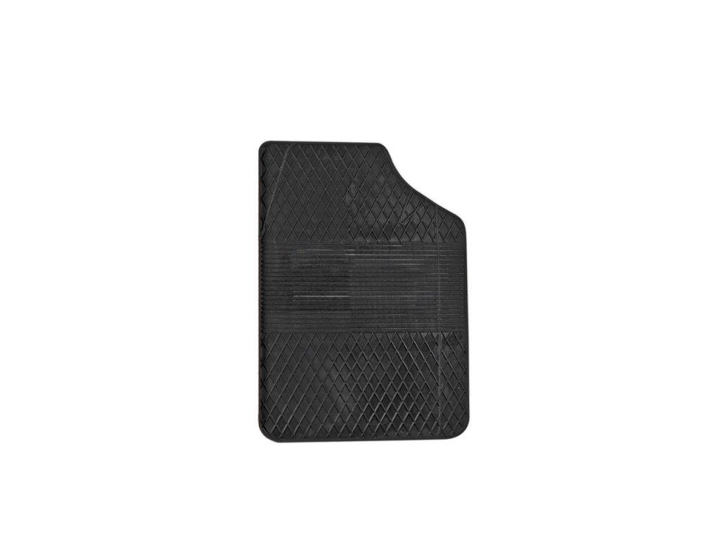 Gumová rohož MG plocha na strihanie, predná (model N - pravá)