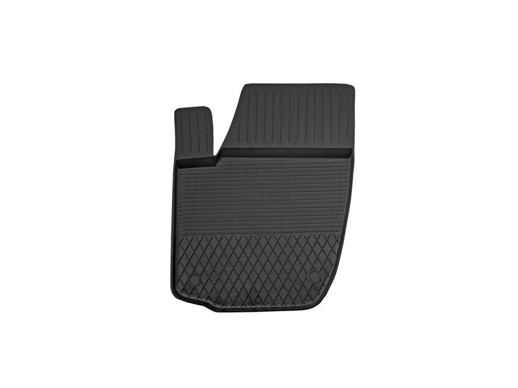 Gumová rohož MG Skoda Rapid predná (model S - ľavá)