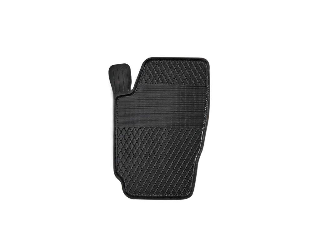 Gumová rohož MG Skoda Fabia predná (model X - ľavá)