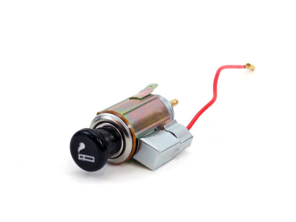 Zapalovač podsvietený so zásuvkou 12V CLI-05