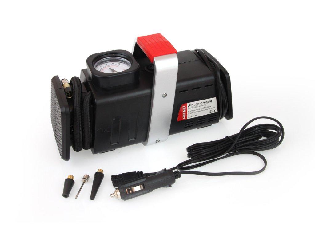 Kompresor do auta 12V/230V, Acomp-02