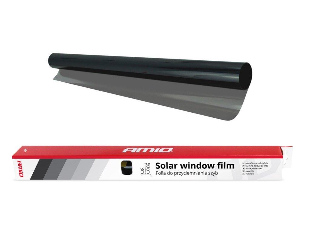 Autofólia Black 0,5x3m (30%)