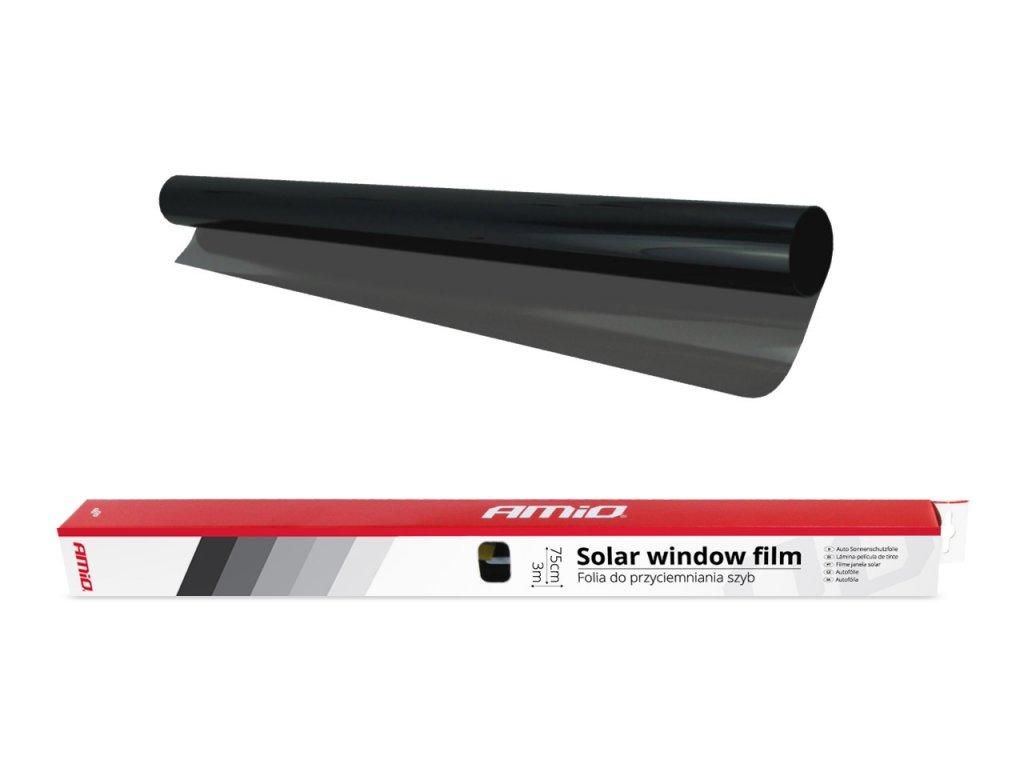 Autofólia Dark Black 0,75x3m (15%)
