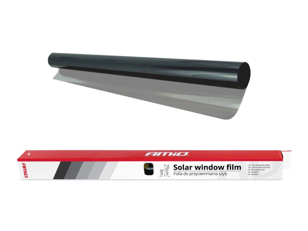Autofólia Light Black 0,75x3m (60%)