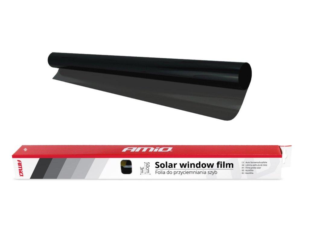Autofólia Super Dark Black 0,5x3m (5%)