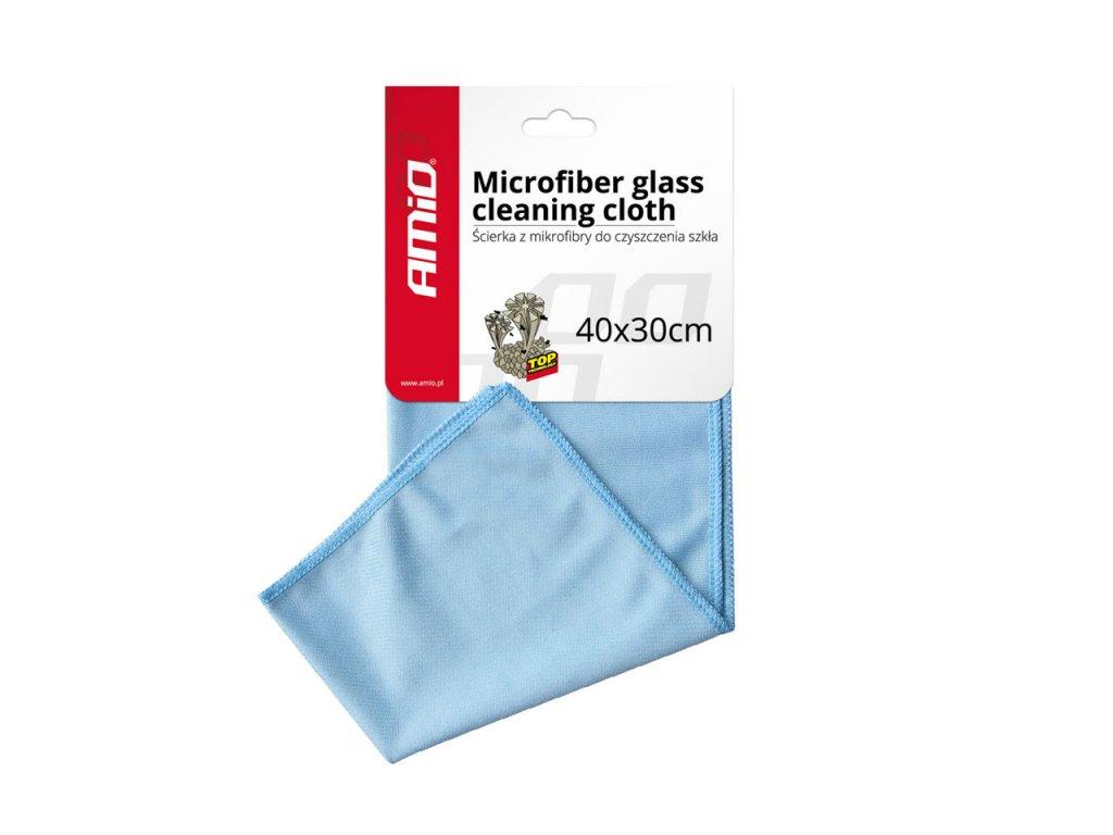Utierka na sklá z mikrovlákna 30x40cm Cwash-03