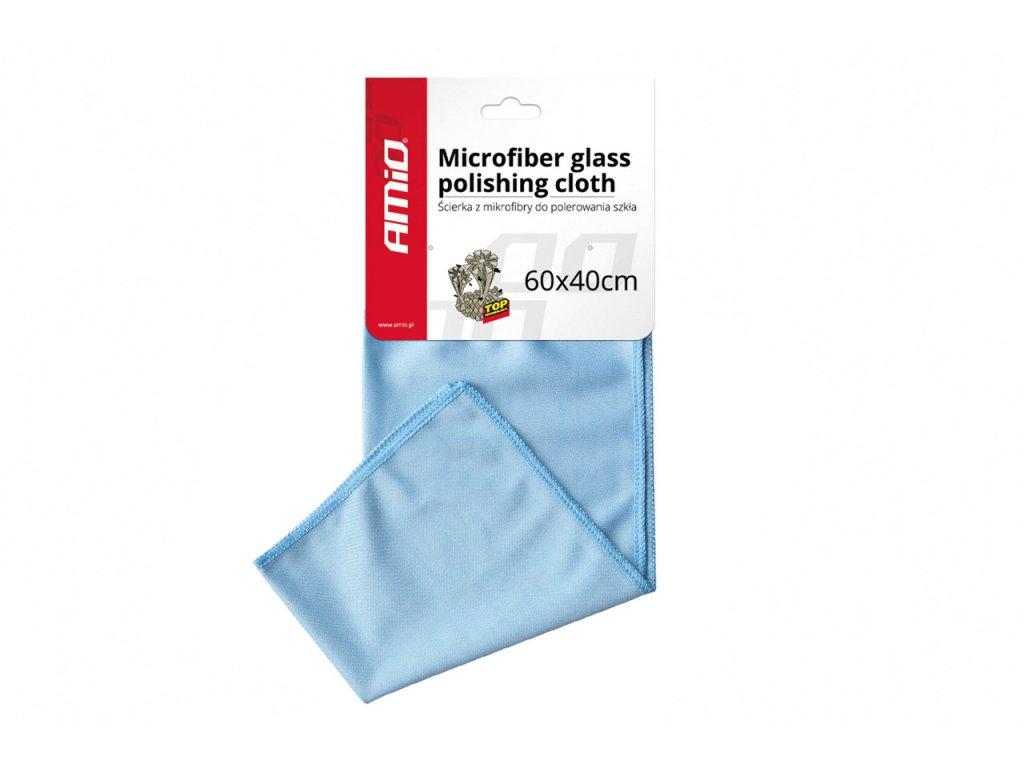 Utierka na leštenie skla z mikrovlákna 40x60cm Cwash-06