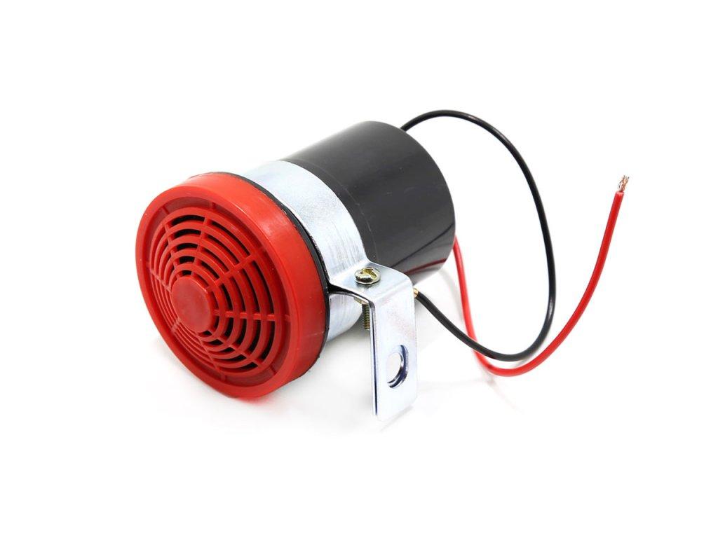 Signalizácia cúvania 12V 90-95 dB