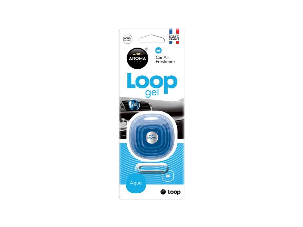 Osviežovač vzduchu AROMA CAR LOOP - AQUA