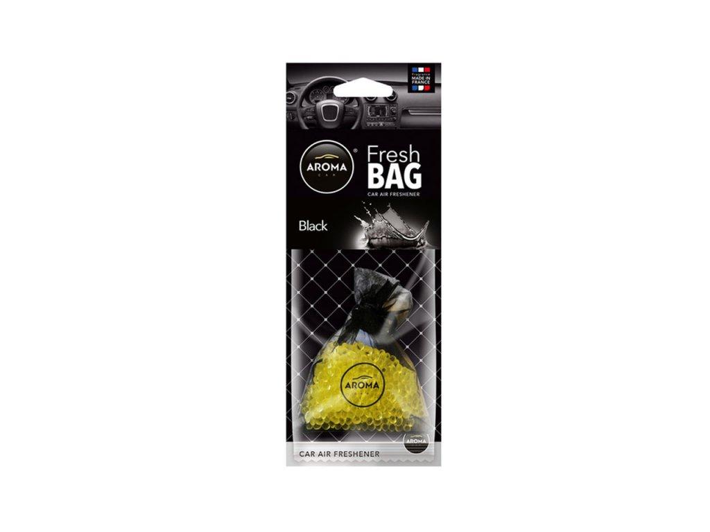 Osviežovač vzduchu AROMA CAR FRESH BAG BLACK