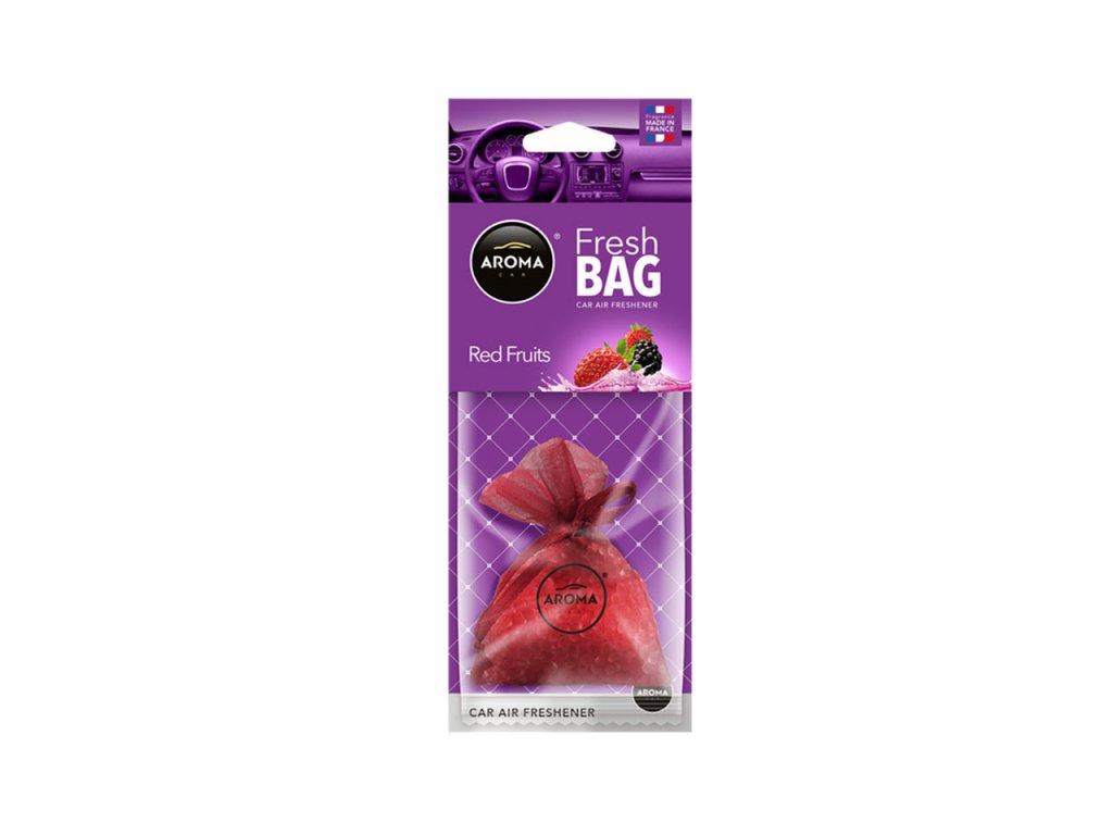 Osviežovač vzduchu AROMA CAR FRESH BAG RED FRUITS