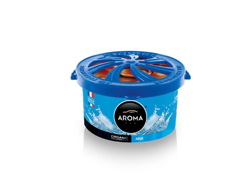 Osviežovač vzduchu AROMA CAR ORGANIC Aqua