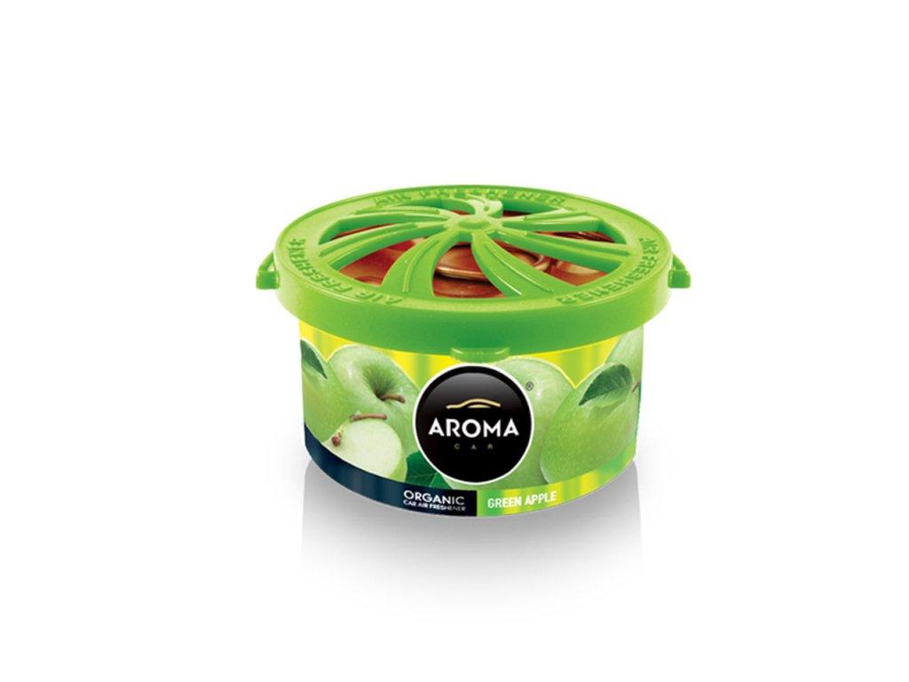 Osviežovač vzduchu AROMA CAR ORGANIC Green apple