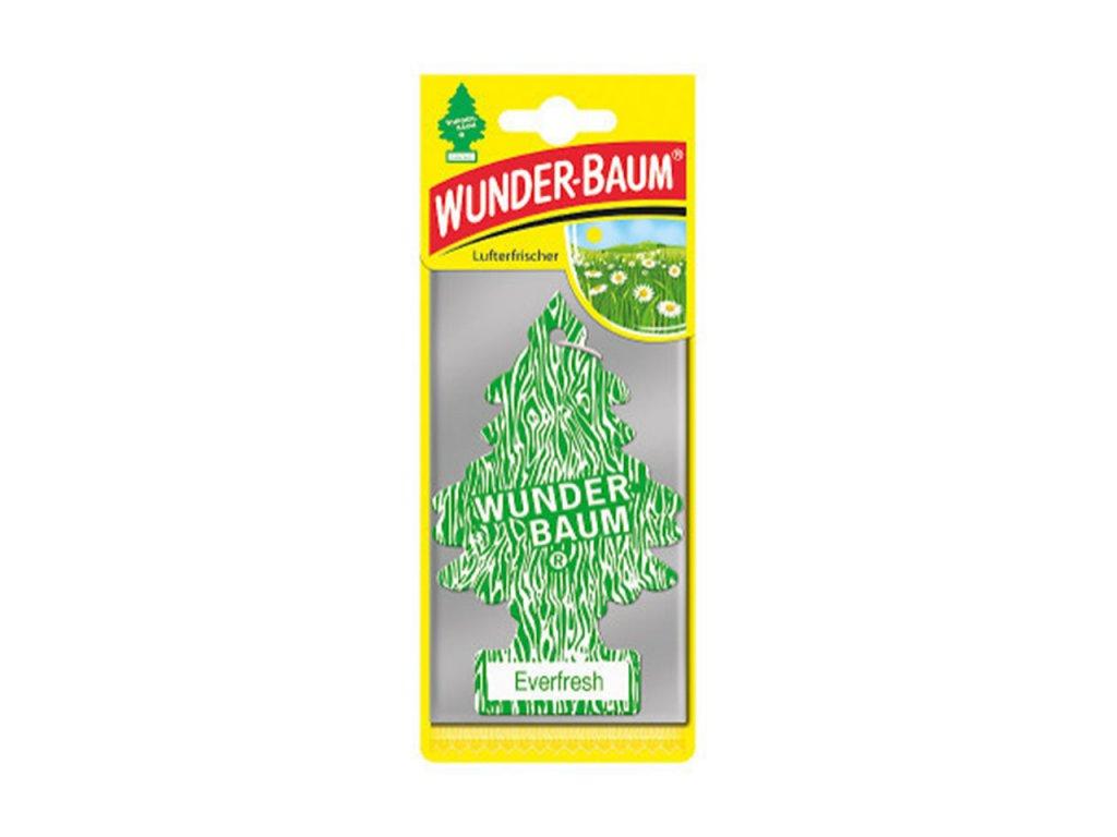 Osviežovač vzduchu Wunder Baum - Stále svieži