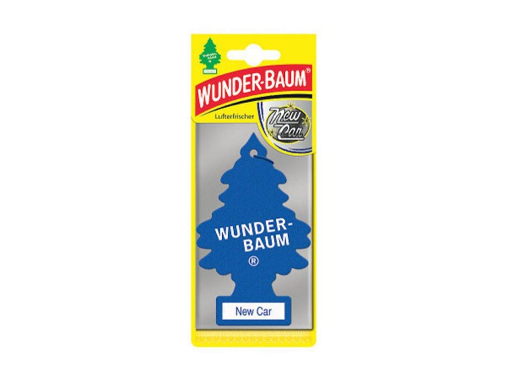 Osviežovač vzduchu Wunder Baum - Nové auto