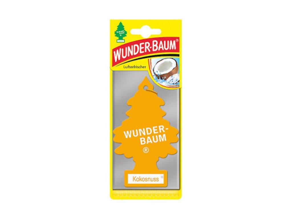 Osviežovač vzduchu Wunder Baum - Kokos