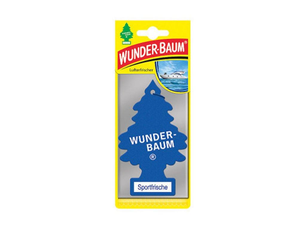 Osviežovač vzduchu Wunder Baum - Šport