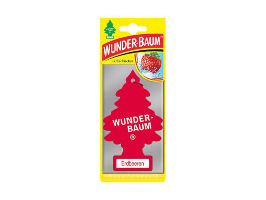 Osviežovač vzduchu Wunder Baum - Jahoda