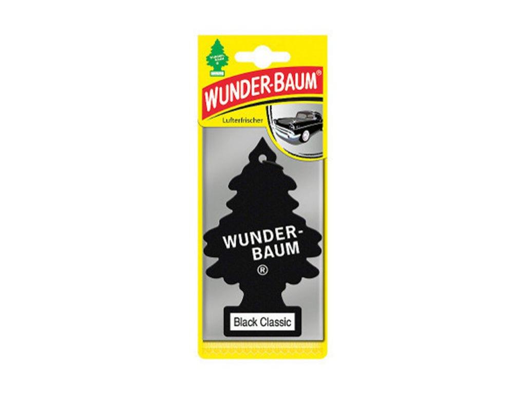 Osviežovač vzduchu Wunder Baum - Čierna klasika