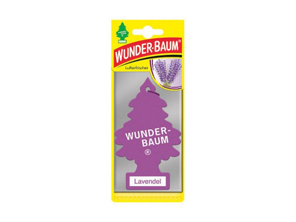 Osviežovač vzduchu Wunder Baum - Levanduľa