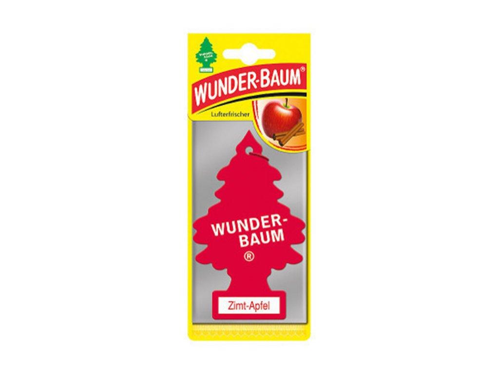 Osviežovač vzduchu Wunder Baum - Jablko/Škorica
