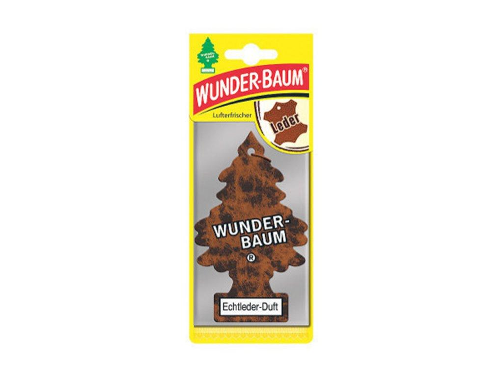 Osviežovač vzduchu Wunder Baum - Koža