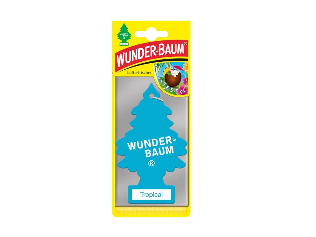 Osviežovač vzduchu Wunder Baum - Tropical
