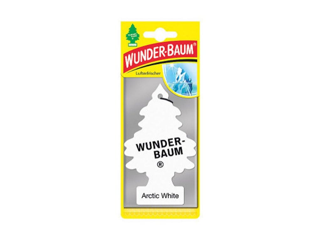 Osviežovač vzduchu Wunder Baum - Arctic White