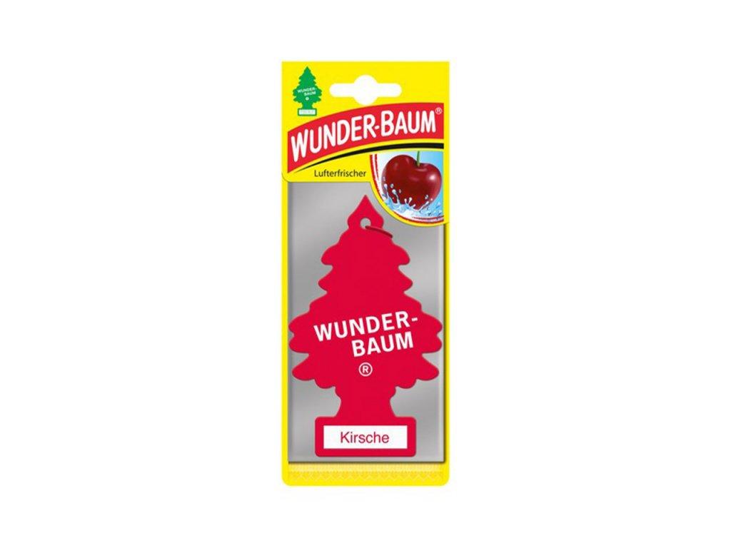 Osviežovač vzduchu Wunder Baum - Čerešňa