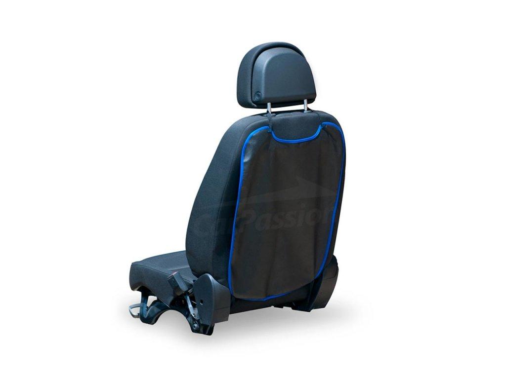 Chránič zadnej strany sedadla