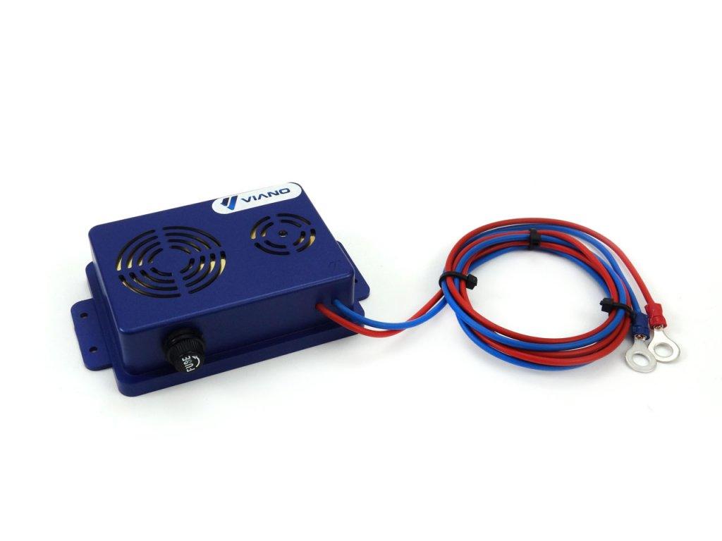 Odpudzovač hlodavcov do auta DUO-LED