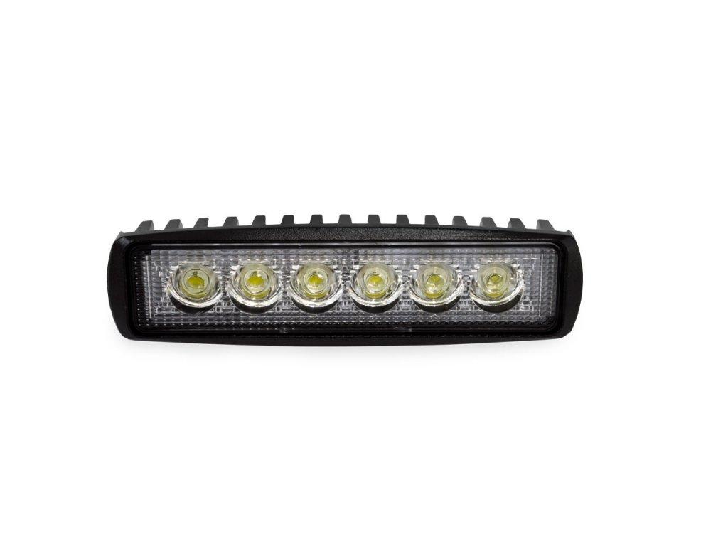Pracovné LED svetlo AWL01 6 LED FLAT 9-60V