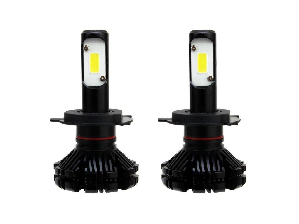 LED žiarovky pre hlavné svietenie H4 CX séria