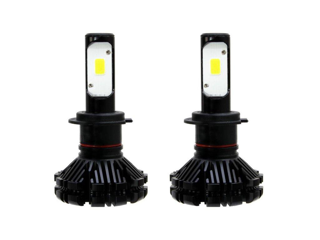LED žiarovky pre hlavné svietenie H76 CX séria