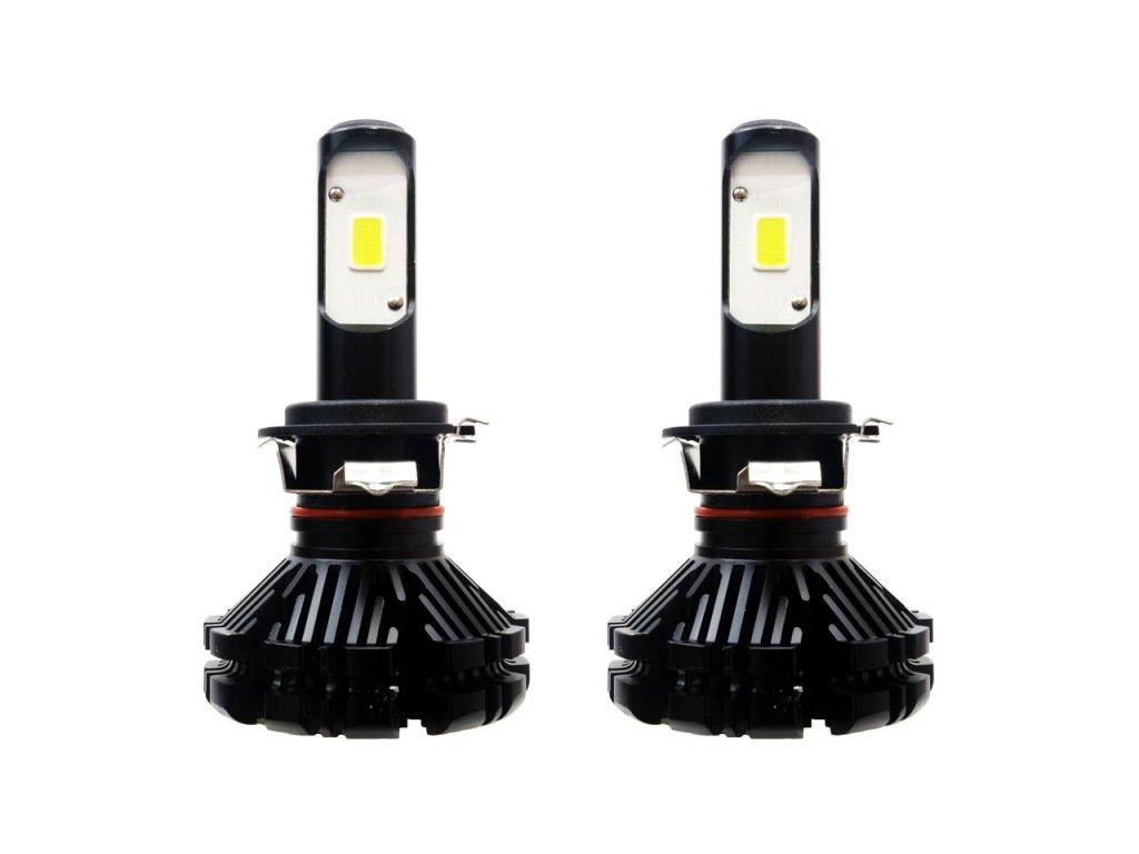 LED žiarovky pre hlavné svietenie H7-6 CX séria
