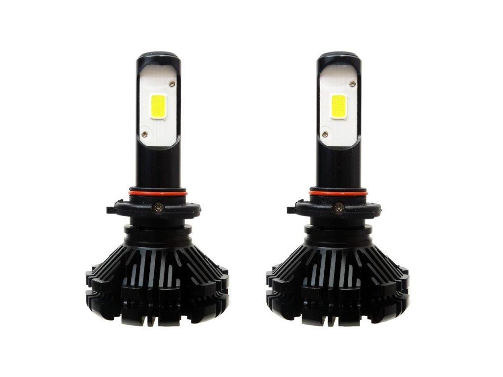 LED žiarovky pre hlavné svietenie HB3 9005 CX séria