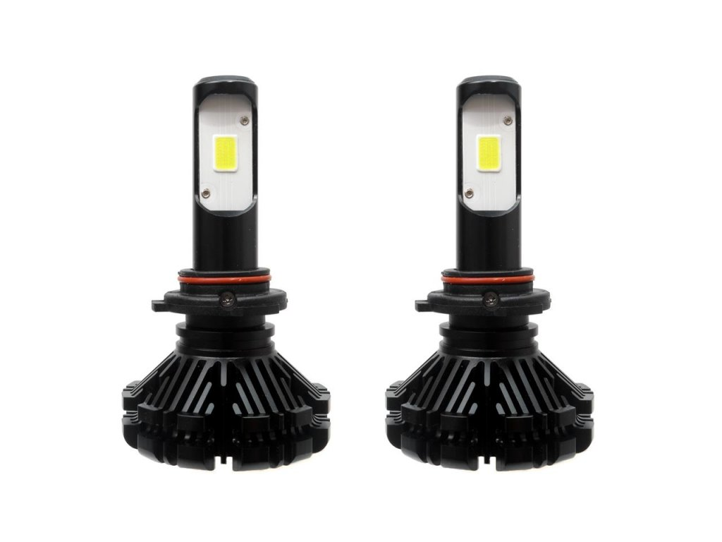 LED žiarovky pre hlavné svietenie HB4 9006 CX séria
