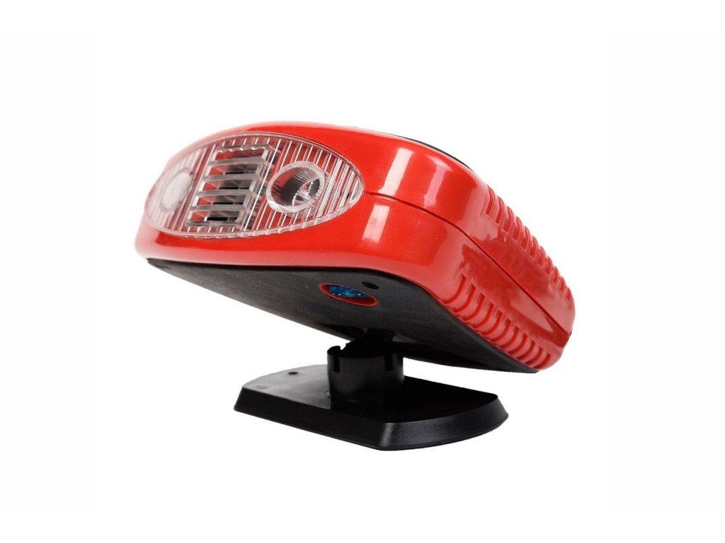 Ohrievač, ventilátor 12V