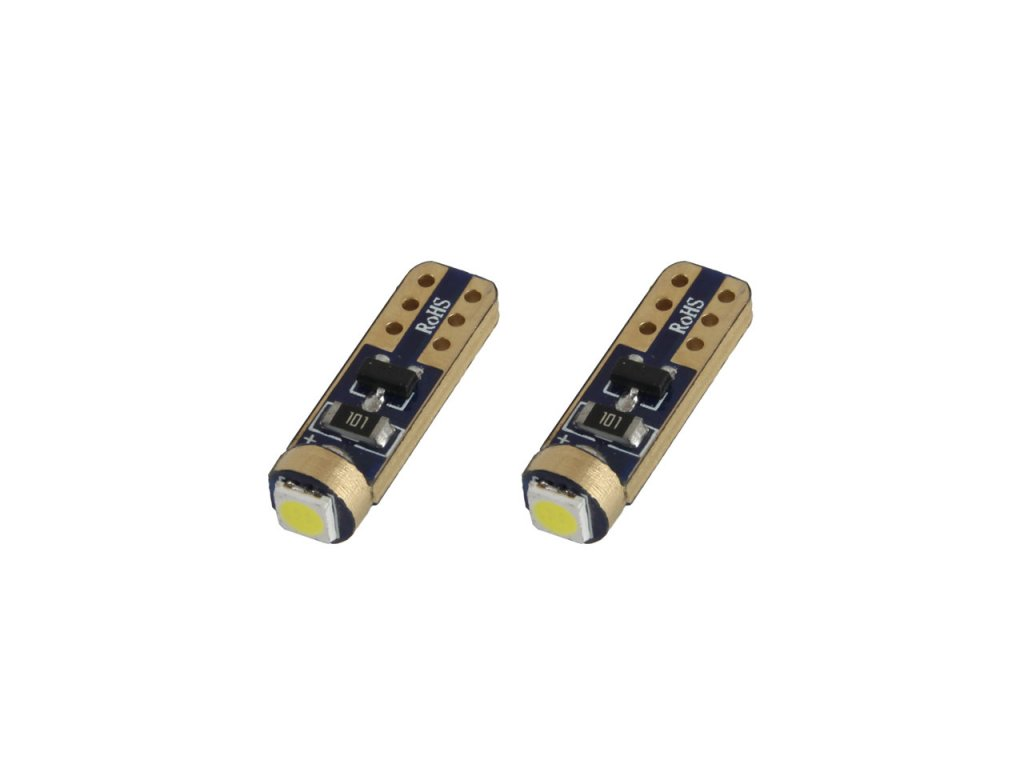 LED žiarovky STANDARD T5 1xSMD 3030 12V High Power